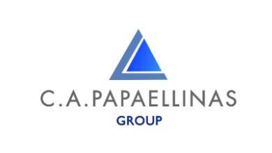 C A Papaellinas Logo